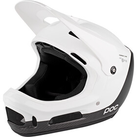 POC Coron Air Carbon Spin Helm hydrogen white/uranium black
